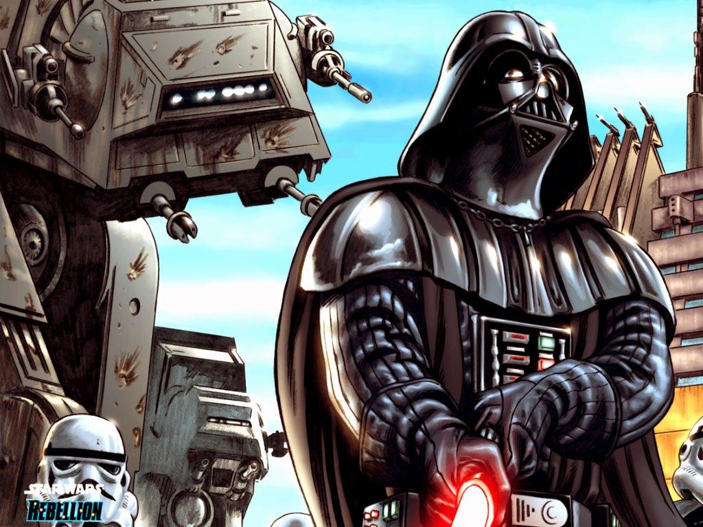 Star Wars Wallpaper: Dark Horse Comics - Rebellion