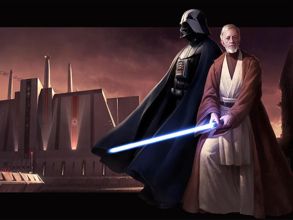 Star Wars Wallpaper: Darren Tan - Force and Destiny