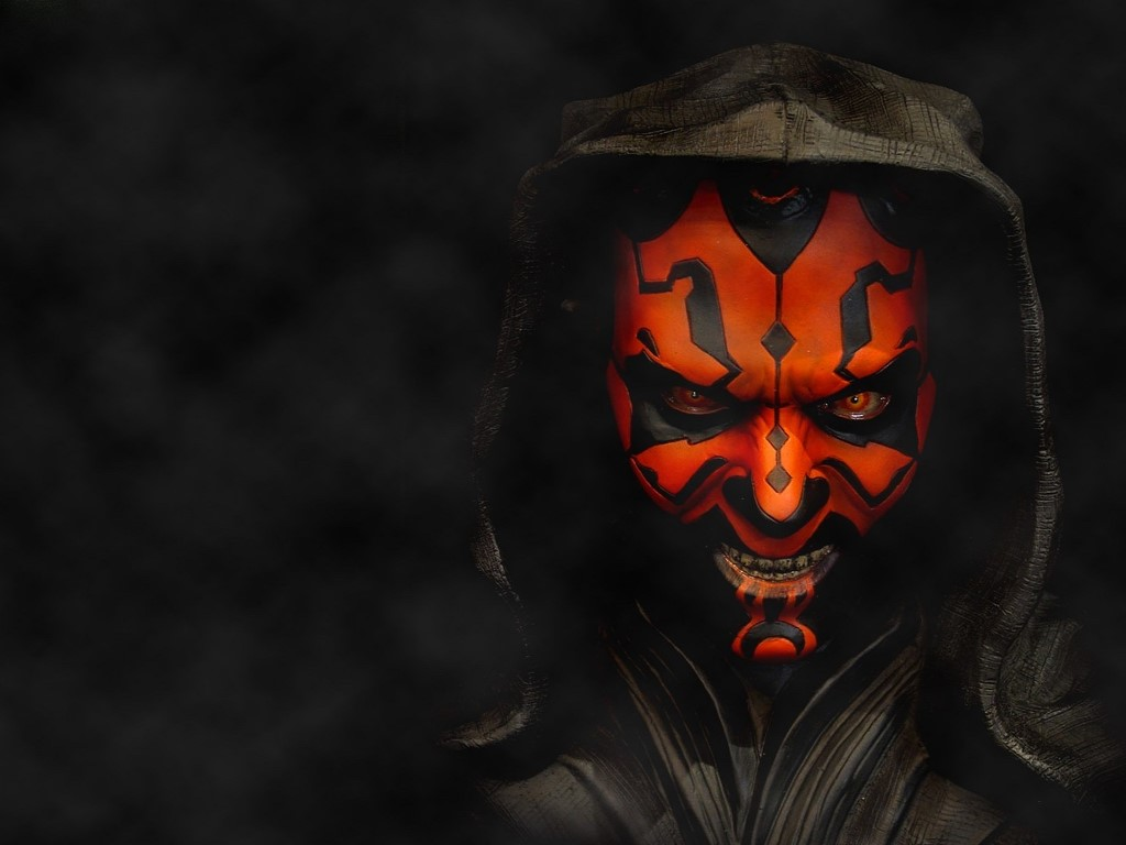 Star Wars Wallpaper: Darth Maul