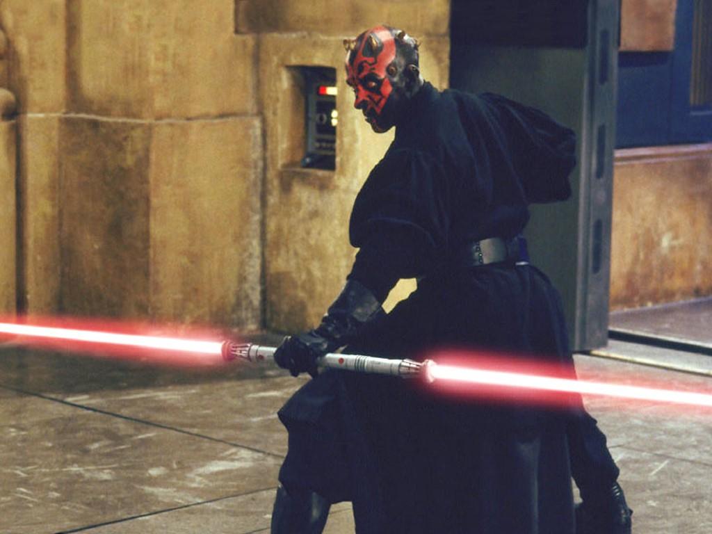 Star Wars Wallpaper: Episode I - The Phantom Menace (Darth Maul)