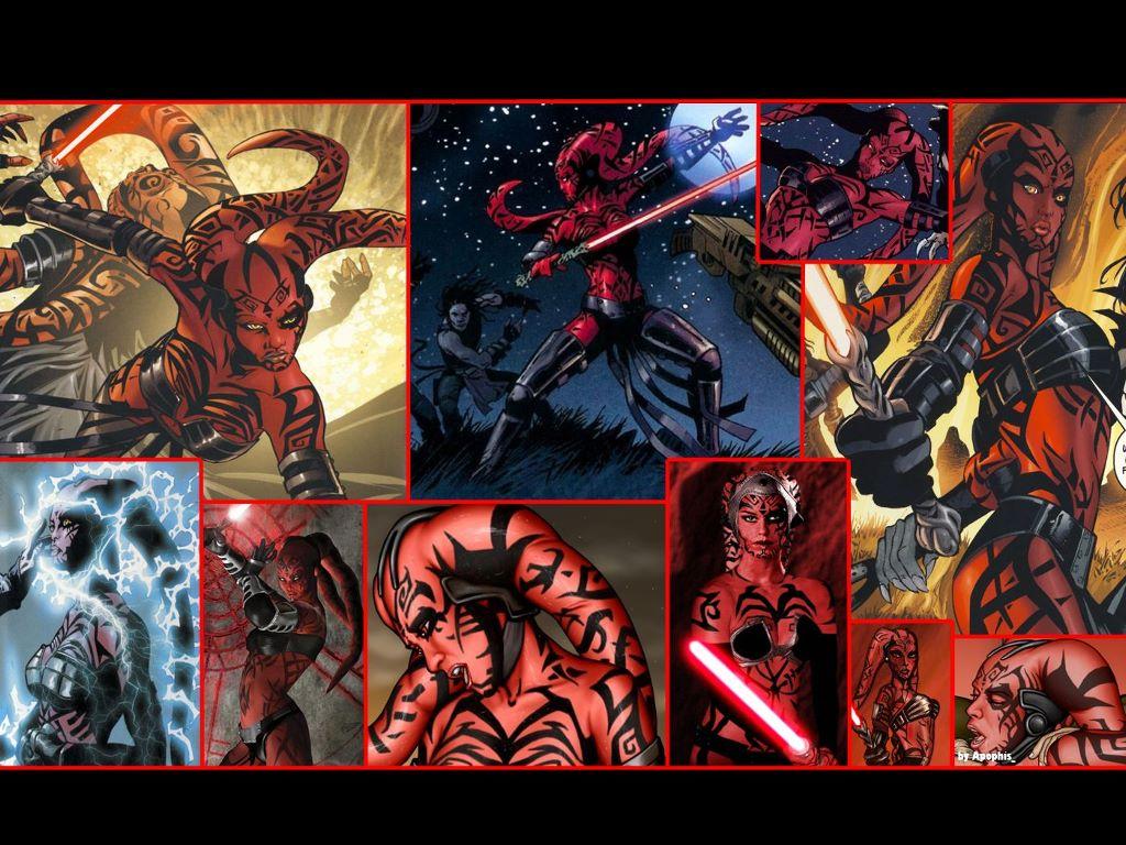 Star Wars Wallpaper: Darth Talon