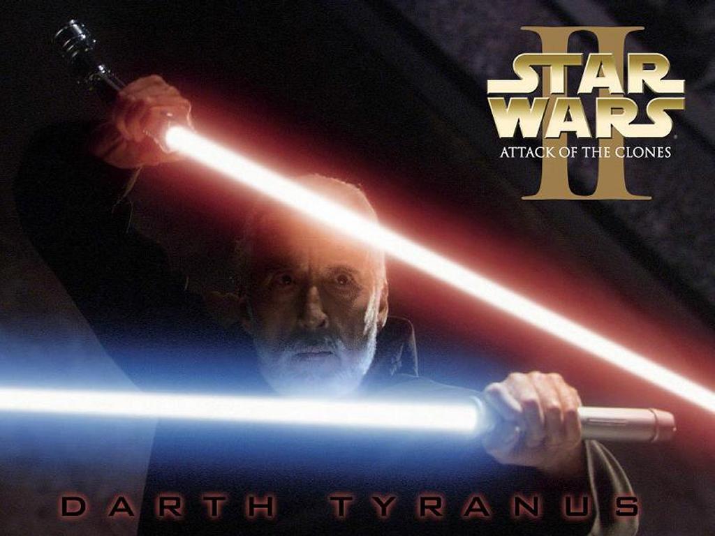 Star Wars Wallpaper: Darth Tyranus