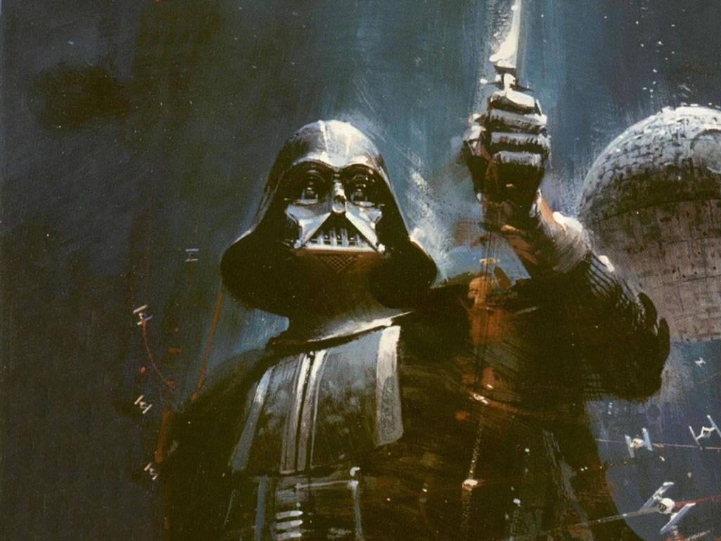 Star Wars Wallpaper: Darth Vader
