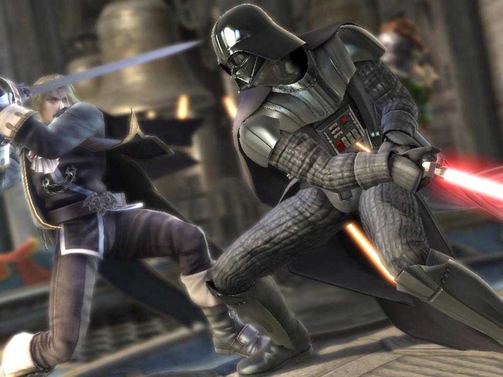 Star Wars Wallpaper: Darth Vader - Soul Calibur