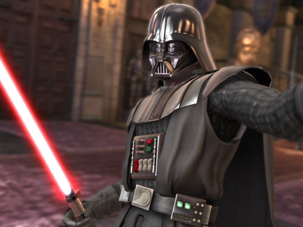 Star Wars Wallpaper: Darth Vader - Soul Calibur IV