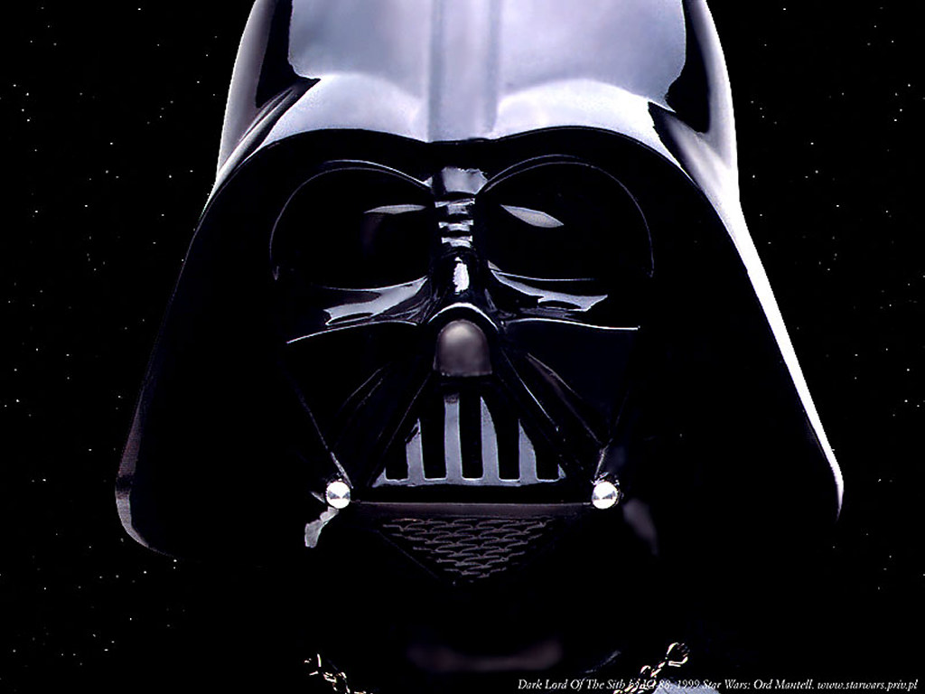 Star Wars Wallpaper: Darth Vader