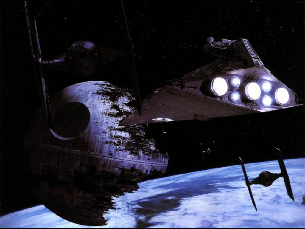 Star Wars Wallpaper: Death Star