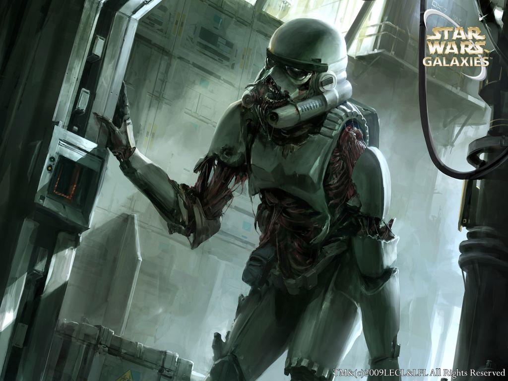 Star Wars Wallpaper: Death Troopers