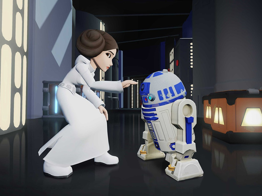 Star Wars Wallpaper: Disney Infinity - Rise Agains the Empire