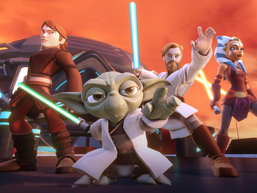 Star Wars Wallpaper: Disney Infinity - Twilight of the Republic
