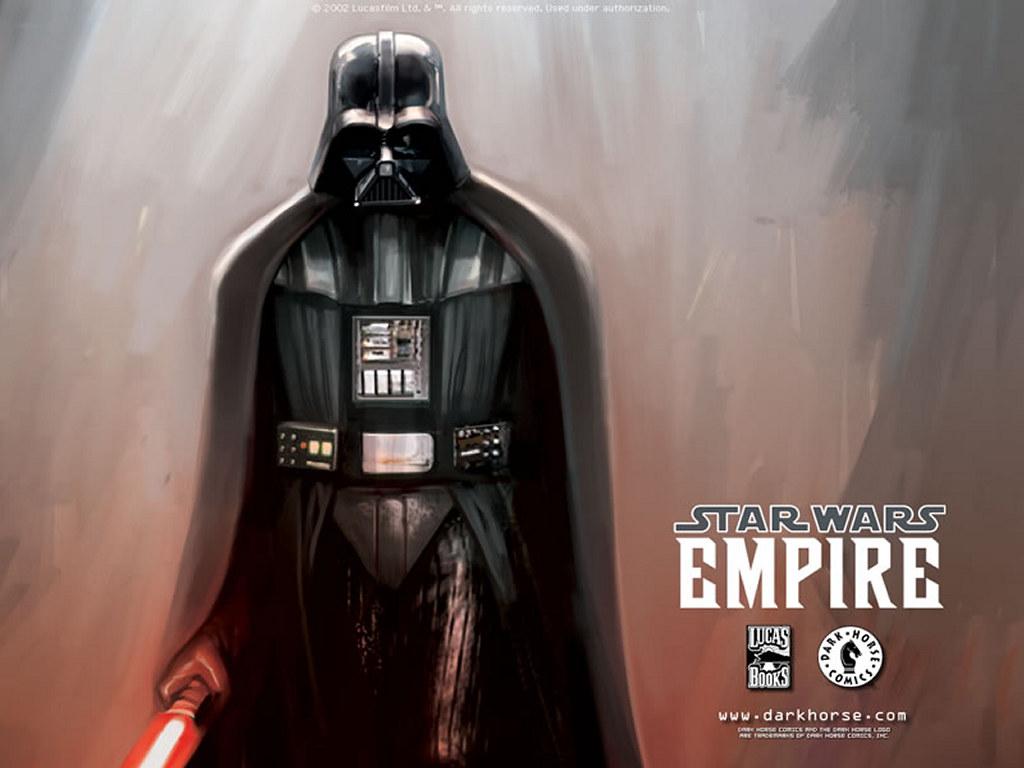 Star Wars Wallpaper: Empire - Dark Horse Comics
