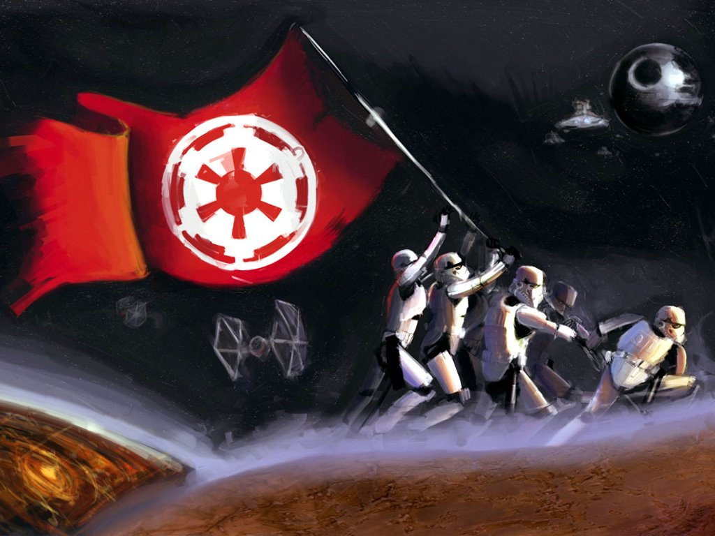 Star Wars Wallpaper: Empire - Pride