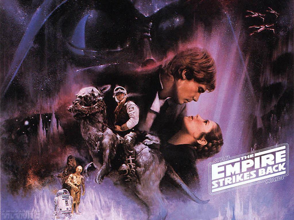 Star Wars Wallpaper: Empire - Romance