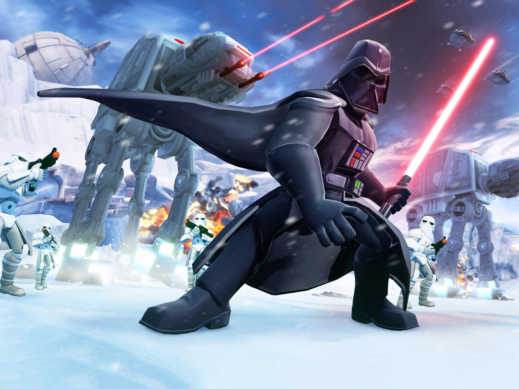 Star Wars Wallpaper: Disney Infinity - Empire Strikes Back