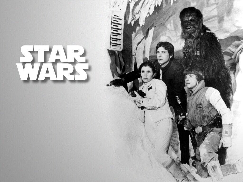 Star Wars Wallpaper: Empire Strikes Back - Hoth