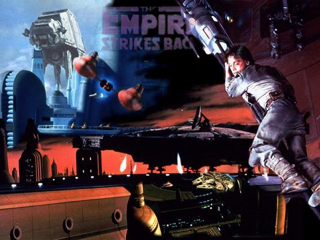 Star Wars Wallpaper: Empire Strikes Back