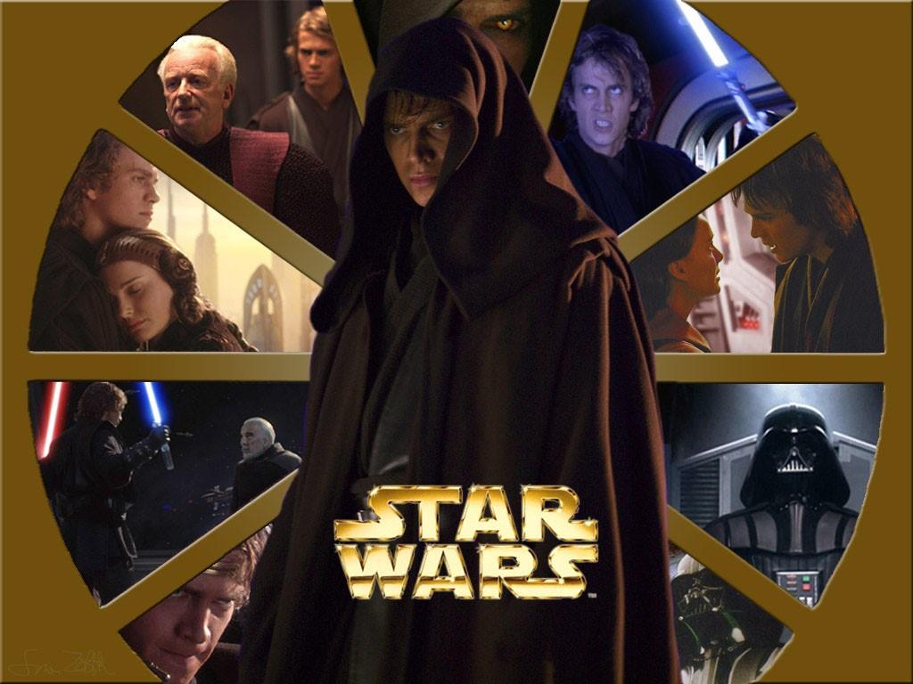 Star Wars Wallpaper: Episode 3 - Rise of the Dark Side