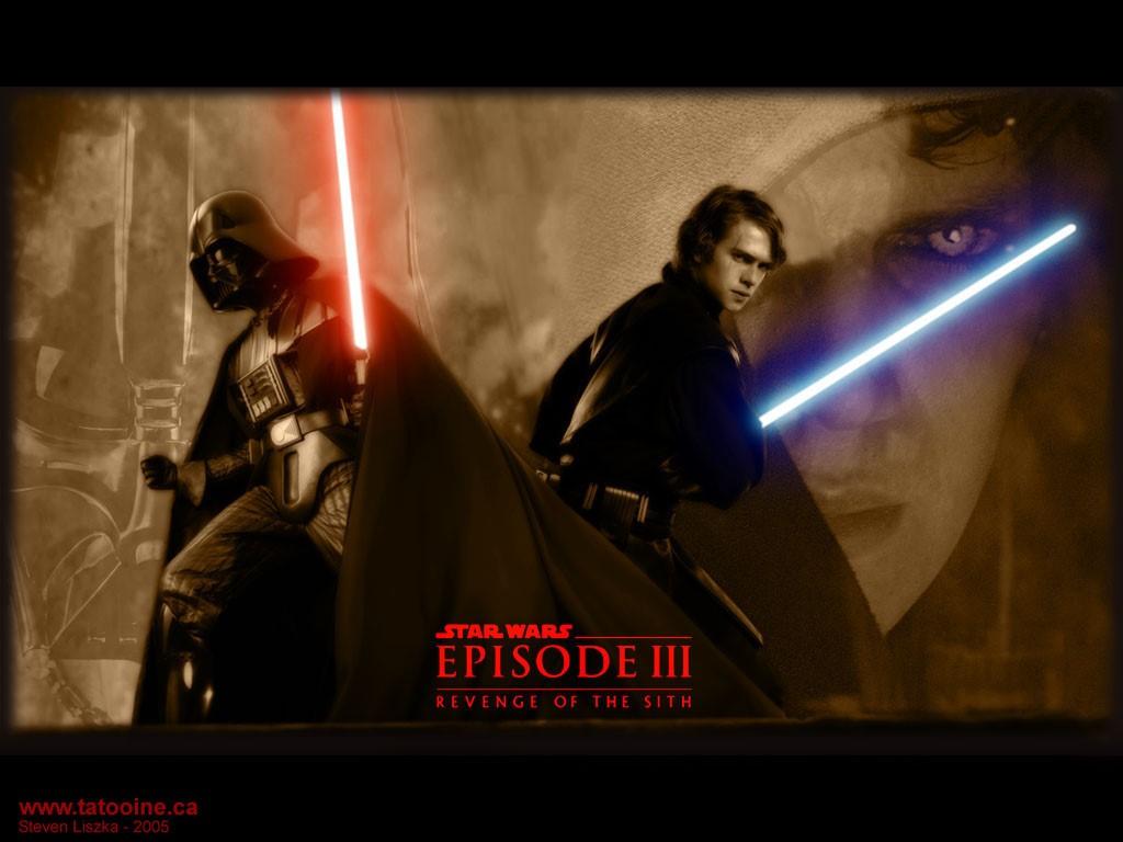 Star Wars Wallpaper: Episode III - Anakim