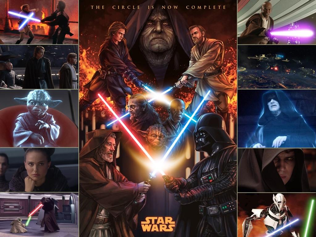 Star Wars Wallpaper: Episode III