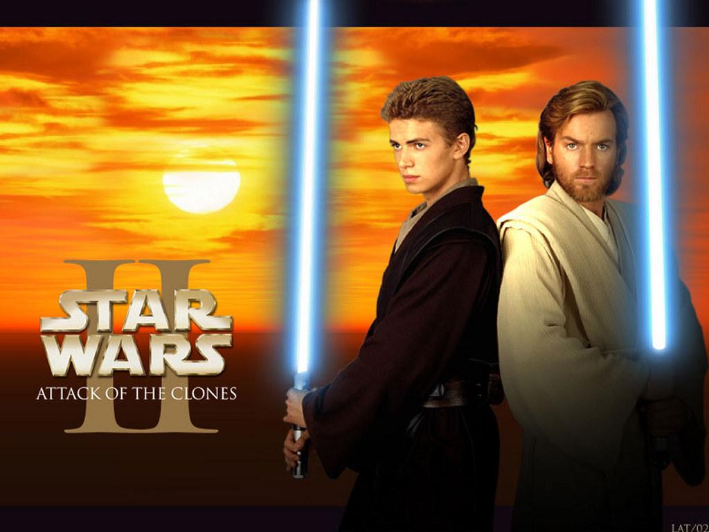 Star Wars Wallpaper: Episode 2 - Heroes