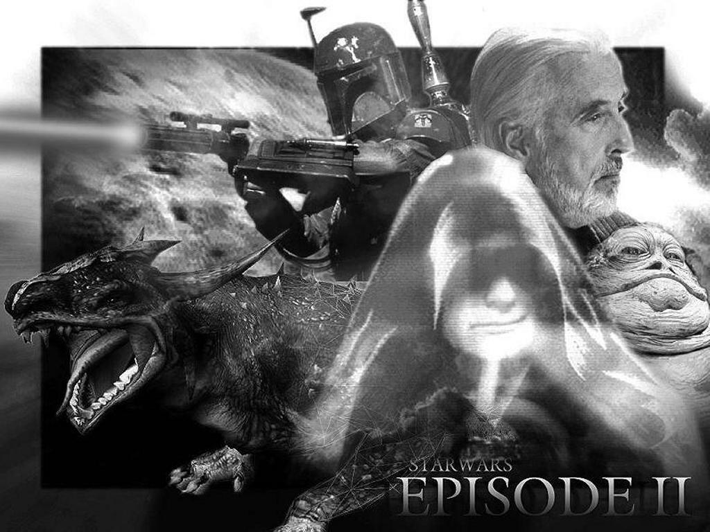Star Wars Wallpaper: Episode 2 - Villains