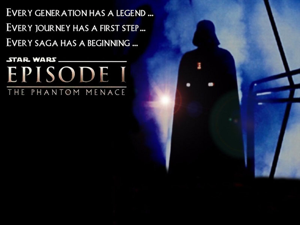 Star Wars Wallpaper: Fate of Vader