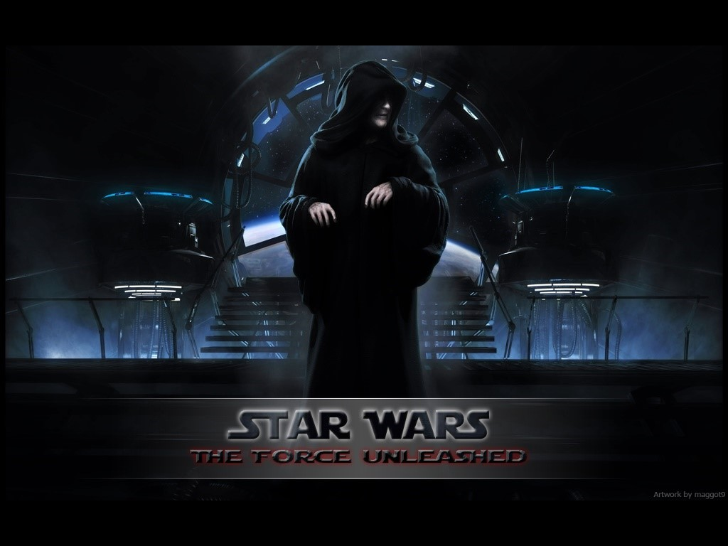 Star Wars Wallpaper: The Force Unleashed - Emperor
