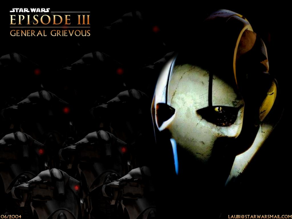 Star Wars Wallpaper: General Grievous