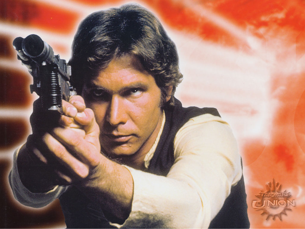 Star Wars Wallpaper: Han Solo
