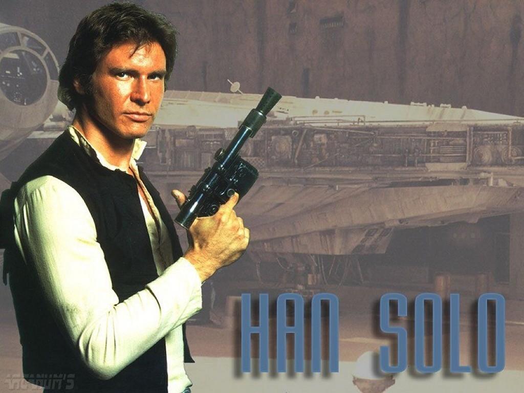 Star Wars Wallpaper: Han Solo
