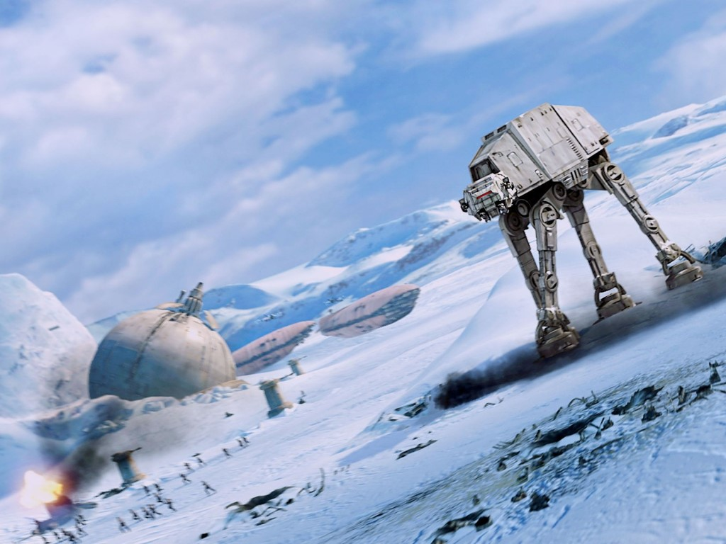 Star Wars Wallpaper: Hoth