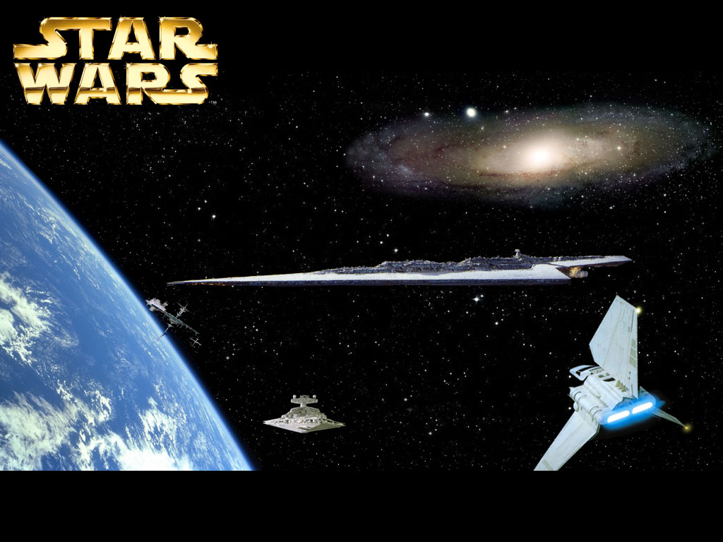 Star Wars Wallpaper: Imperial Fleet