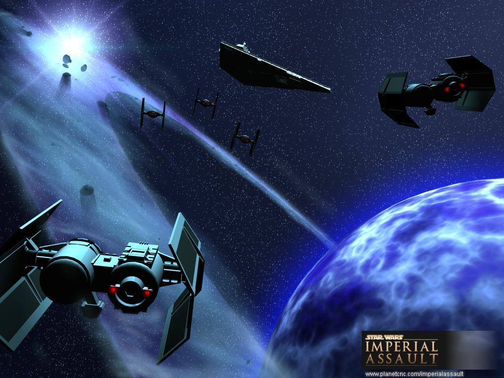 Star Wars Wallpaper: Imperial Assault