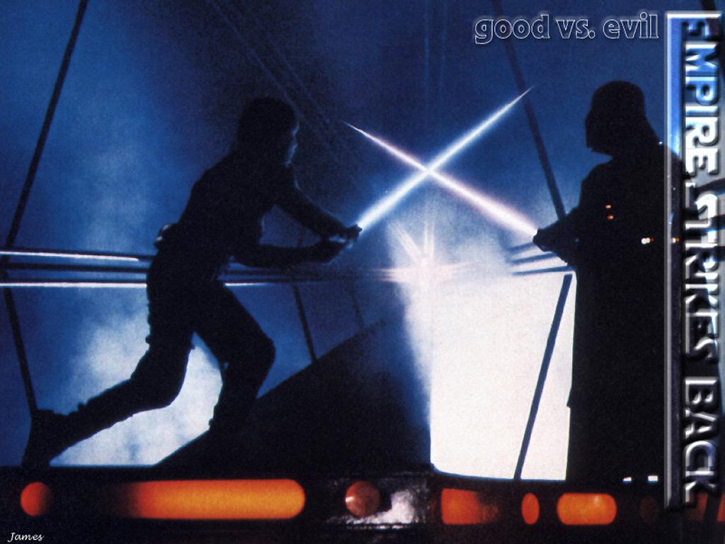 Star Wars Wallpaper: Jedi Fight