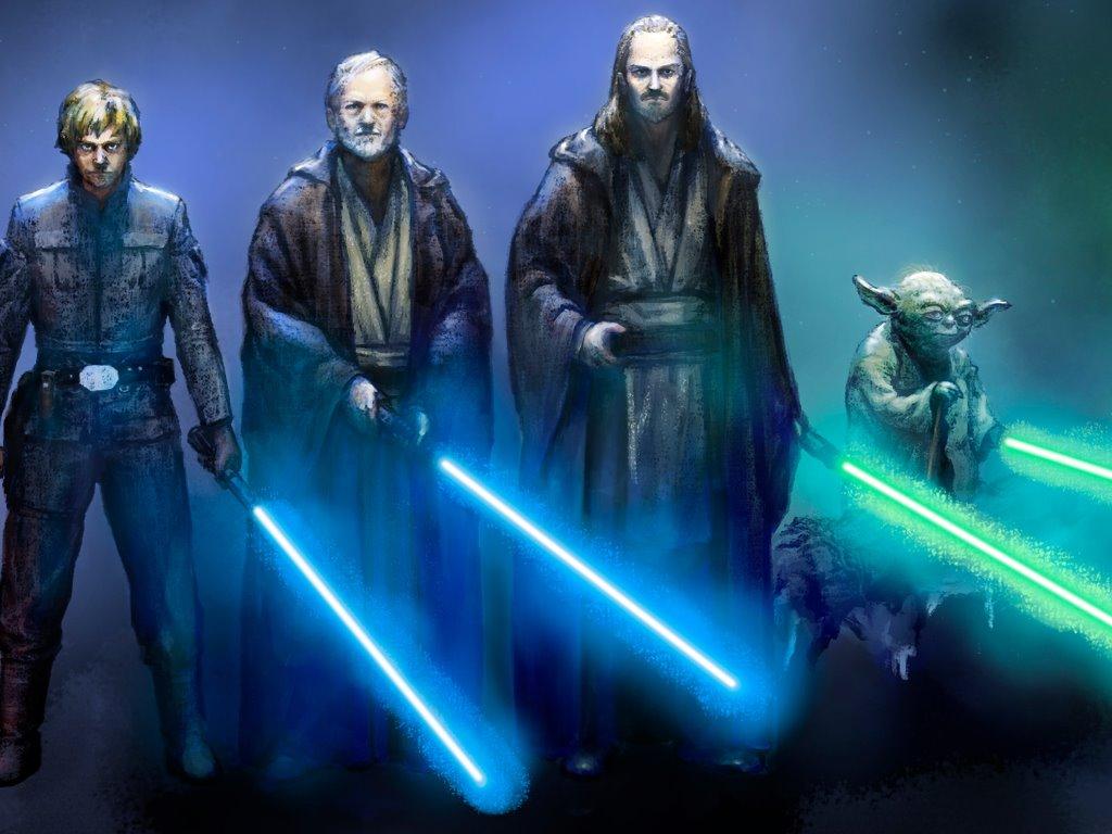 Star Wars Wallpaper: Jedis