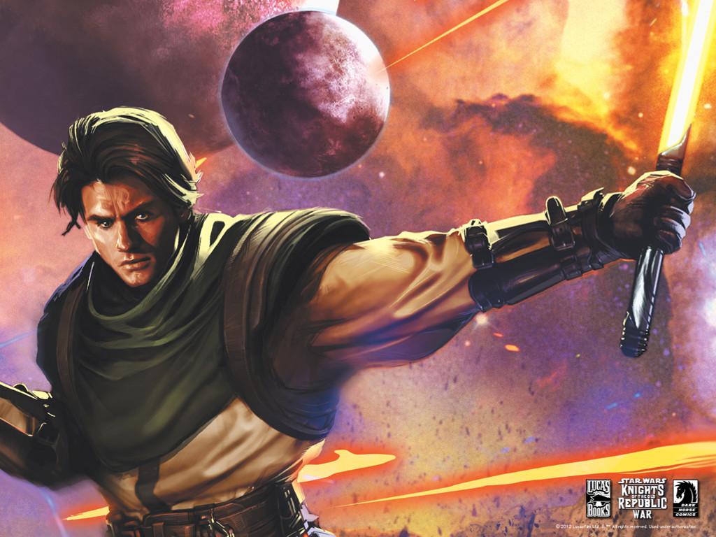 Star Wars Wallpaper: Knights of the Old Republic - War