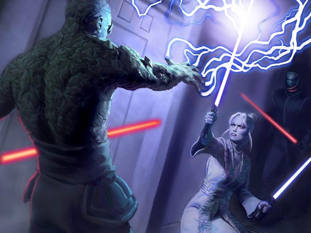 Star Wars Wallpaper: Knights of the Old Republic II – Darth Sion