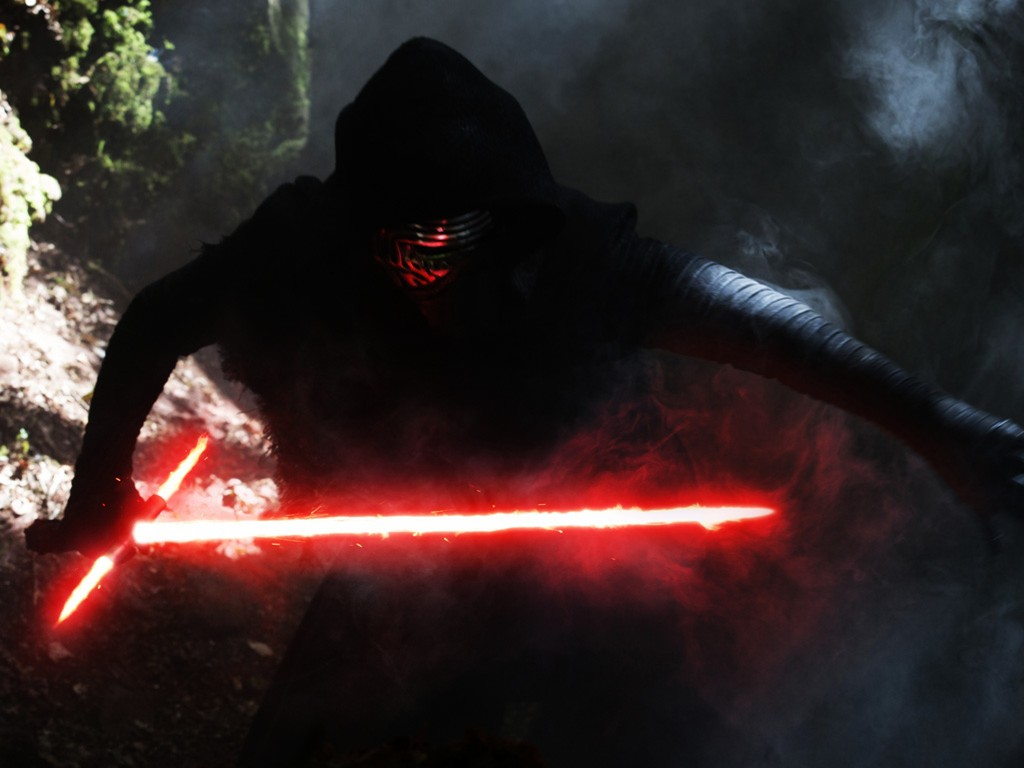 Star Wars Wallpaper: Kylo Ren