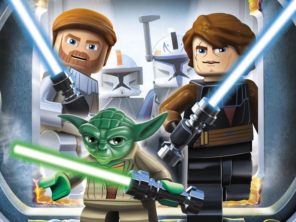 Star Wars Wallpaper: Lego Star Wars III: The Clone Wars