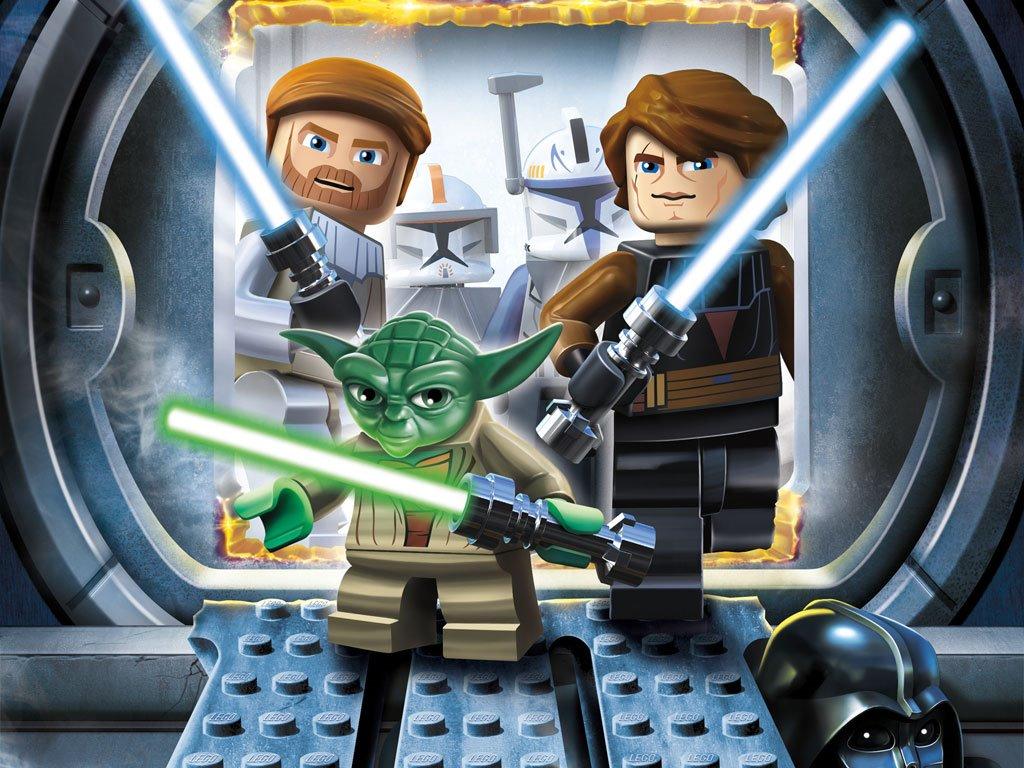Star Wars Wallpaper: Lego Star Wars III - The Clone Wars