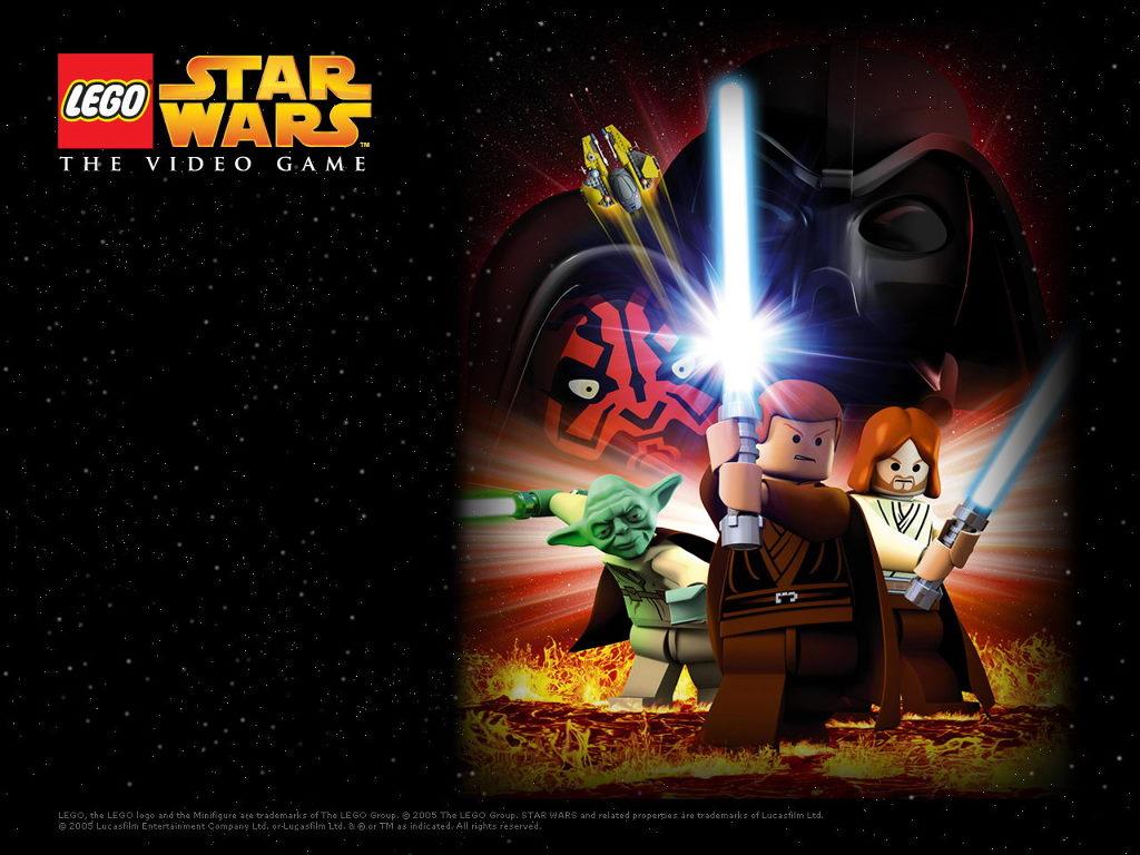 Star Wars Wallpaper: Lego Star Wars
