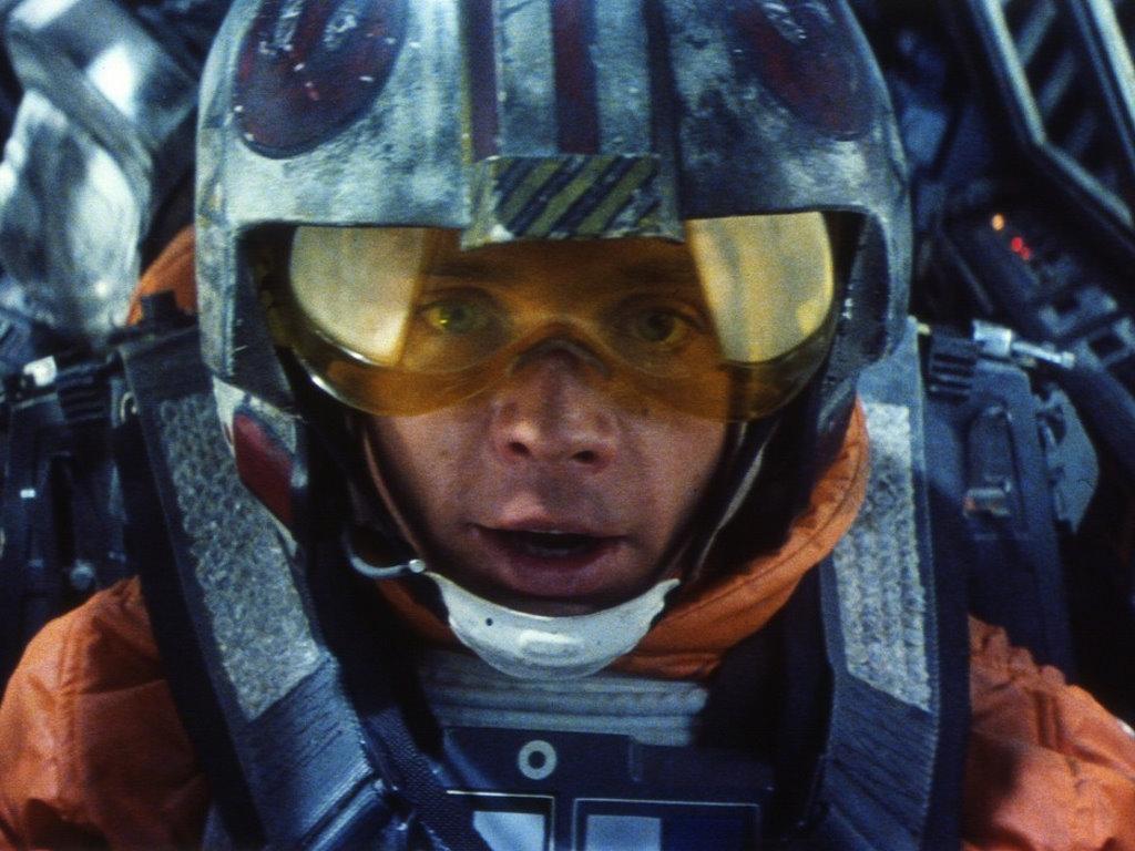 Star Wars Wallpaper: Luke Skywalker