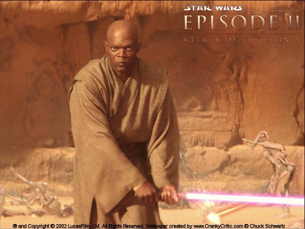 Star Wars Wallpaper: Mace Windu