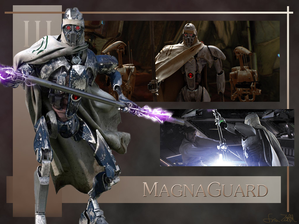 Star Wars Wallpaper: MagnaGuard