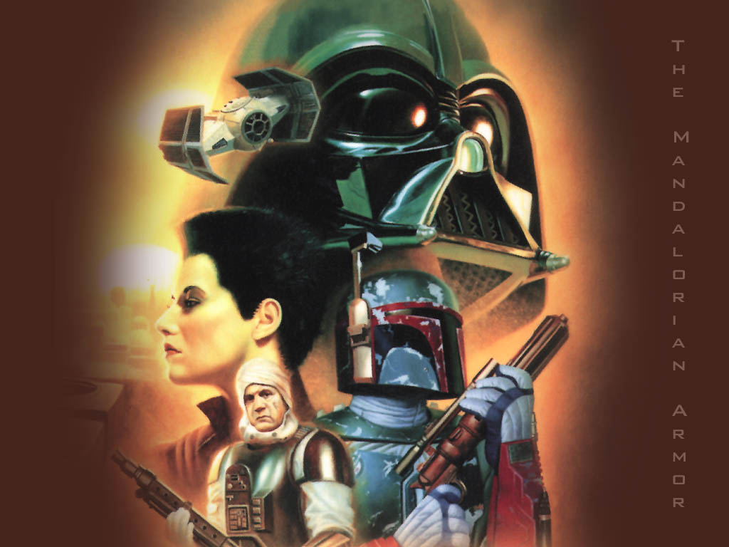Star Wars Wallpaper: Mandalorian