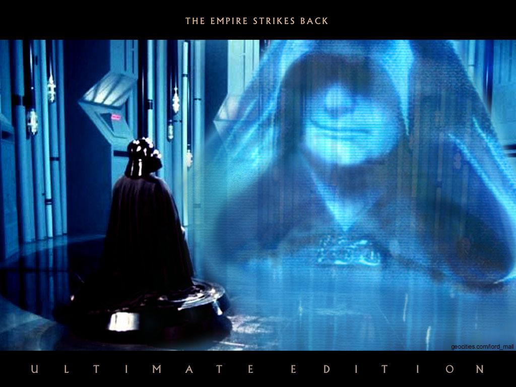 Star Wars Wallpaper: Master and Apprentice