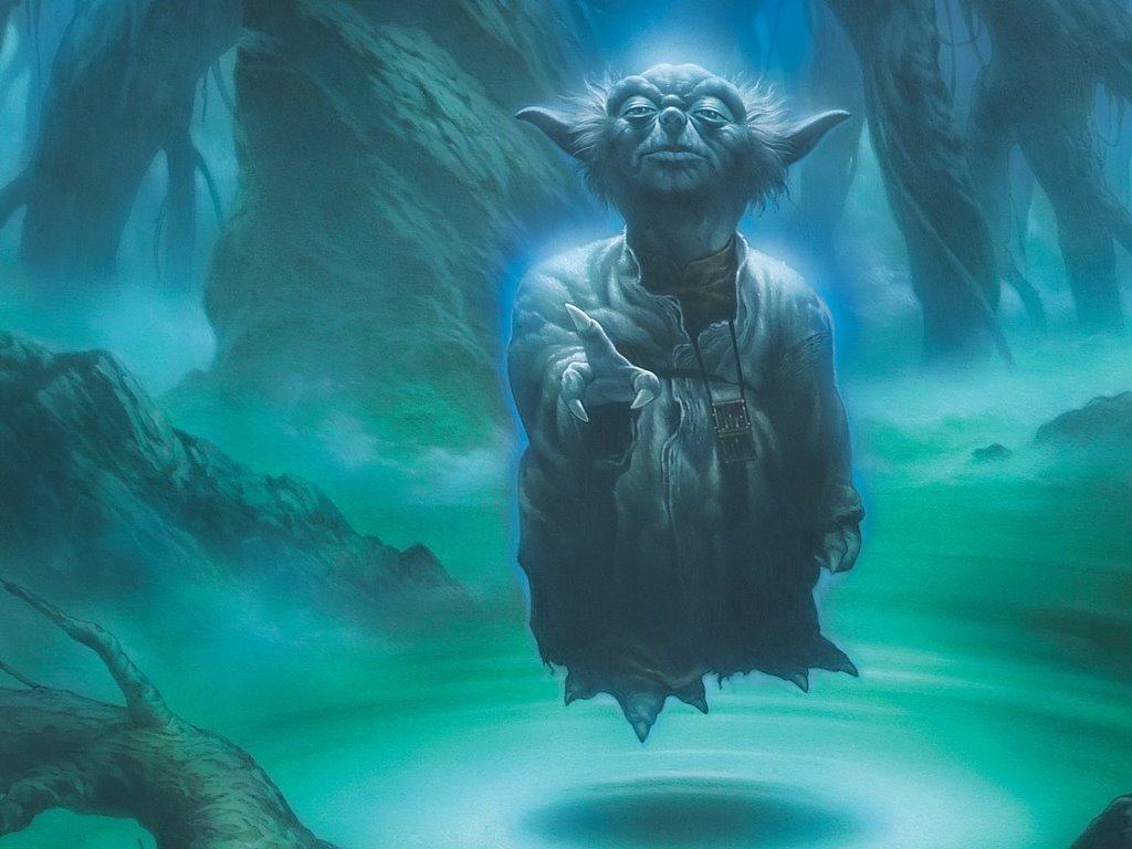 Star Wars Wallpaper: Master Yoda