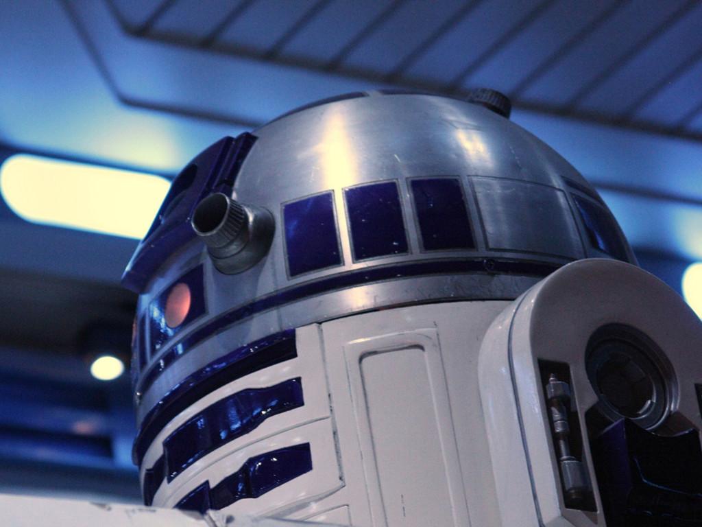 Star Wars Wallpaper: R2-D2