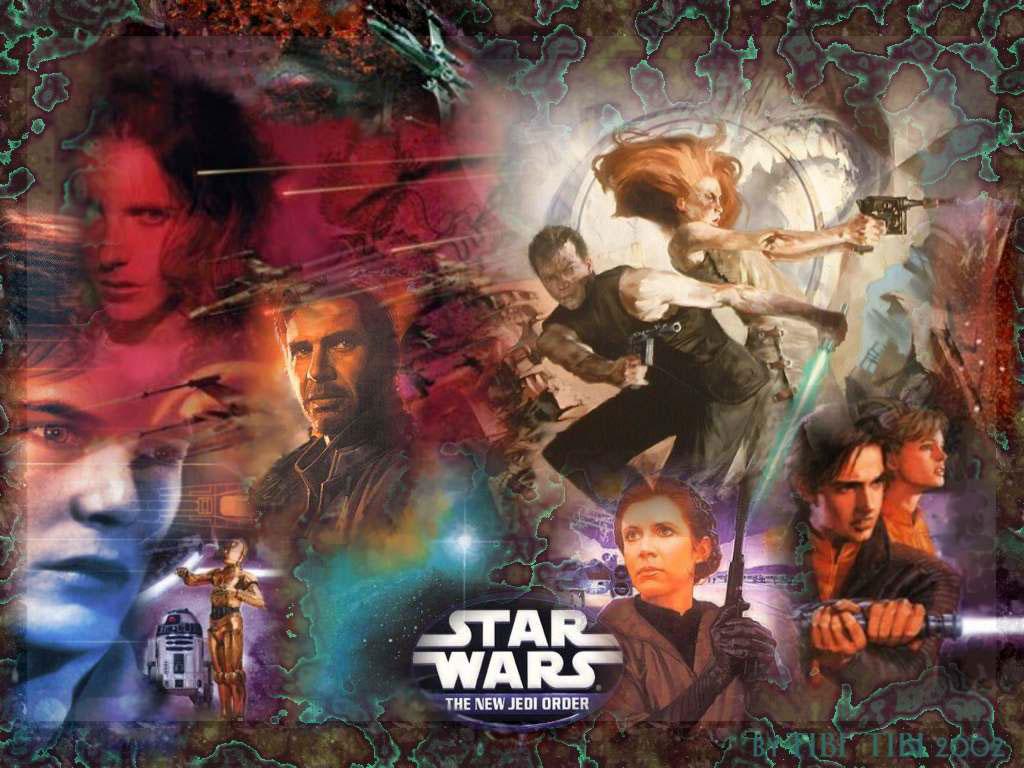 Star Wars Wallpaper: New Jedi Order