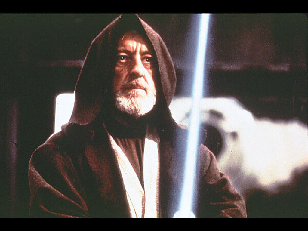 Star Wars Wallpaper: Obi-Wan Kenobi